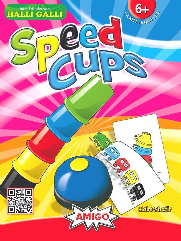 Speed Cups: Ein Spiel für Hochstapler! (Foto: Amigo-Spiele.de)