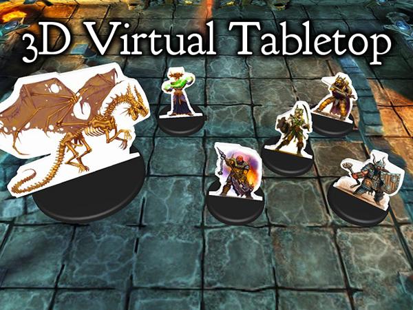 Optisch sehr nah an der Realität (Foto: 3dvirtualtabletop.com)