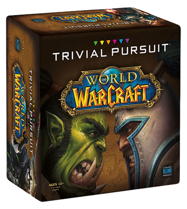 Trivial Pursuit: World of Warcraft. (Foto: Battle.net)