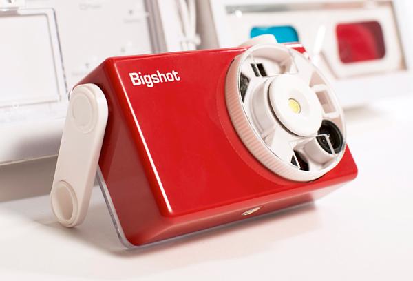 Wer erfolgreich ist, bastelt so eine Kamera zusammen. (Foto: bigshotcamera.com)