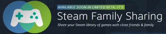 Bald in der Beta - Steam Family Sharing. (Foto: Valve)