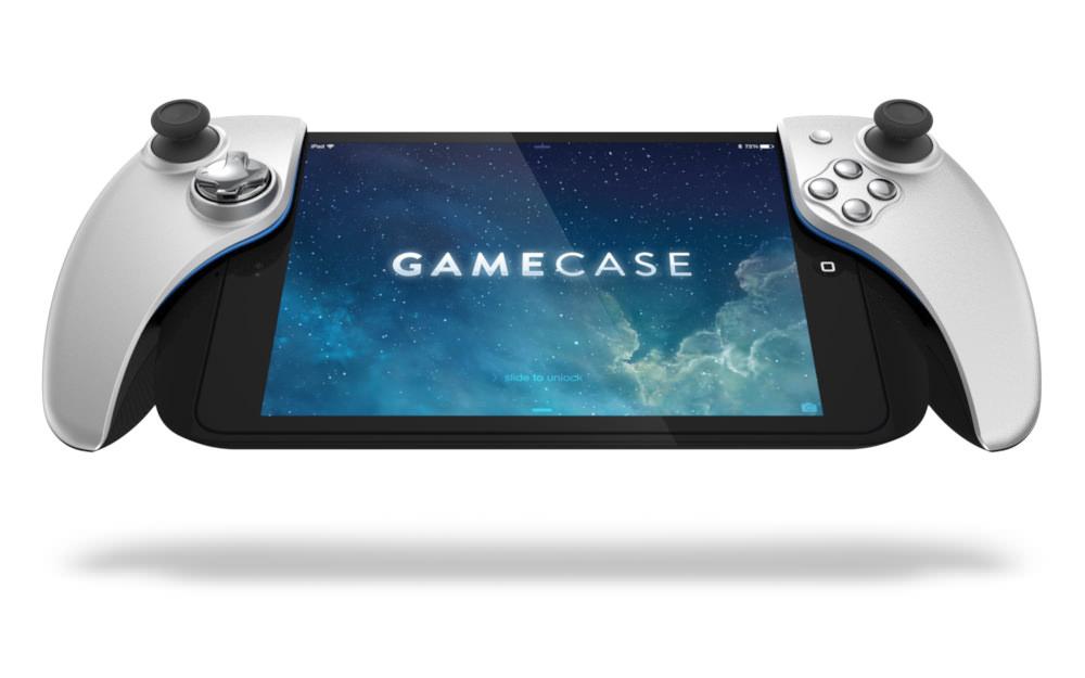 GameCase ist der erste Controller explizit für iOS7-Geräte. (Foto: GameCase LLC)