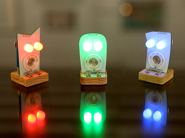 Kleine Roboter mit einer großen Persönlichkeit!? (Foto: Kickstarter.com)