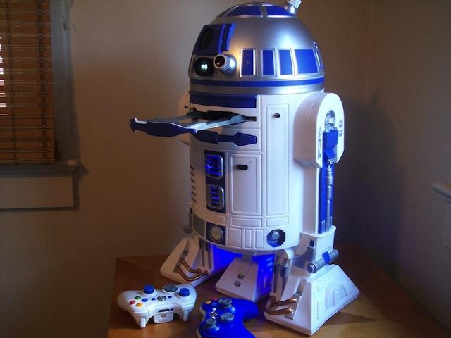 Ein R2-D2? Oder eine Spielkonsole?! (Foto: Etsy)
