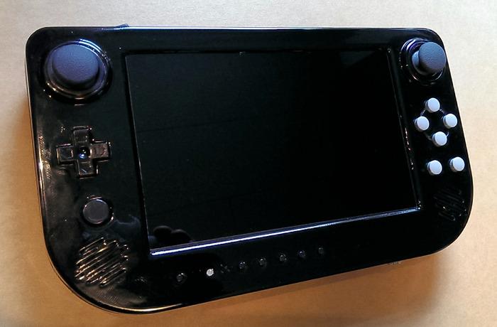 Sieht auf den ersten Blick wie ein Wii U-Controller aus, oder? (Foto: Kickstarter)