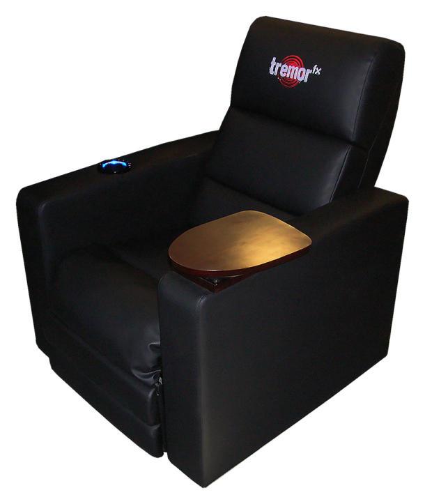 Der passende Sessel für Ganzkörper-Kino (Foto: http://tremorfx.com)