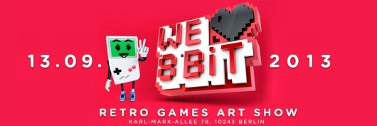 We Love 8Bit in Kürze auch in Berlin. (Foto: welove8bit.blogspot.de)