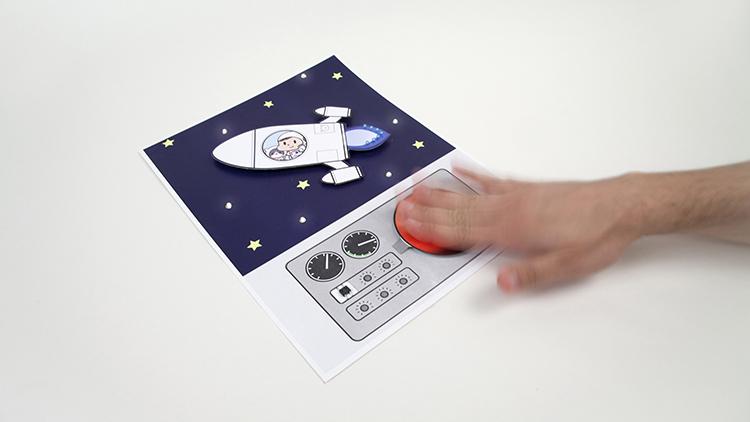 Aktiver Spaß mit dem Paper Generator (Foto: disneyresearch.com)