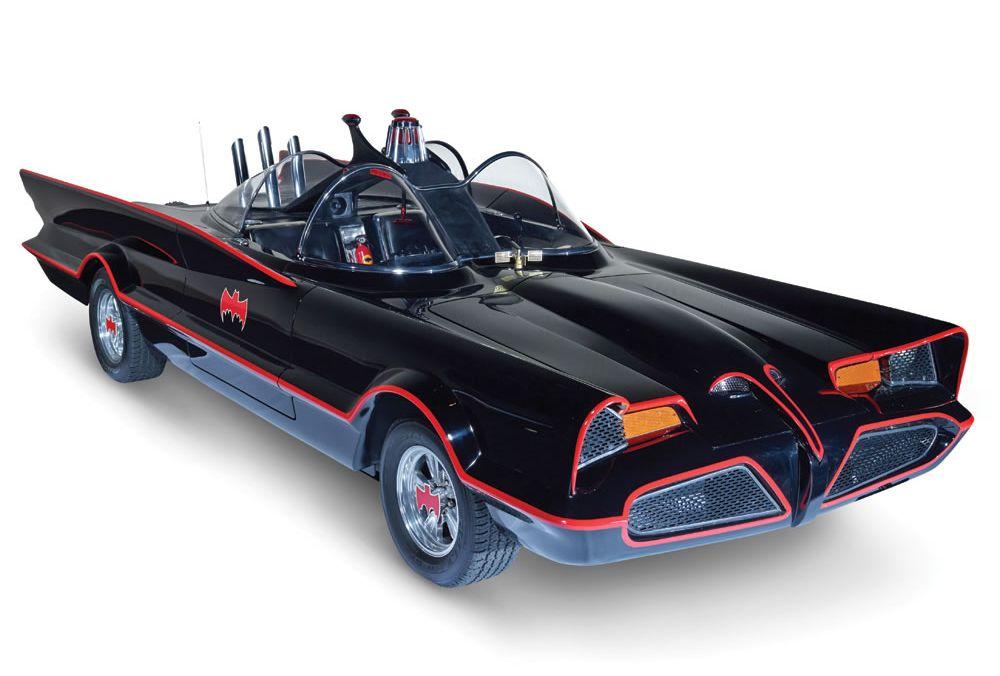 Cool! Ein eigenes Batmobil! (Foto: hammacher.com)