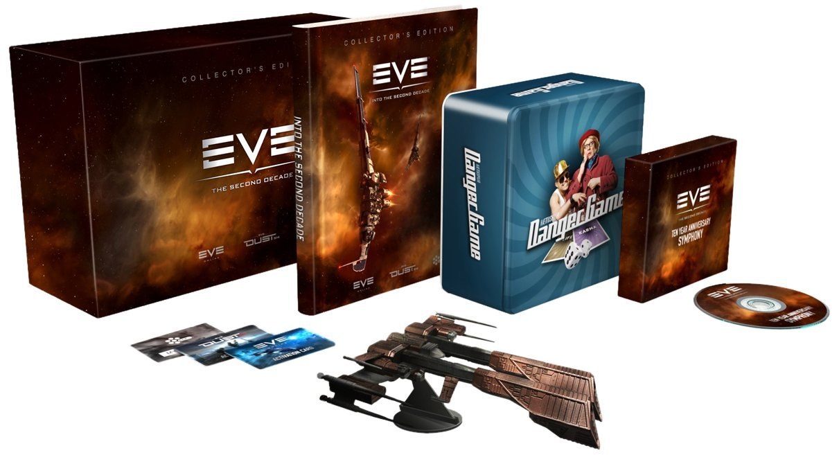 Die EVE: The Second Decade Collector's Edition (Foto: CCP Games)