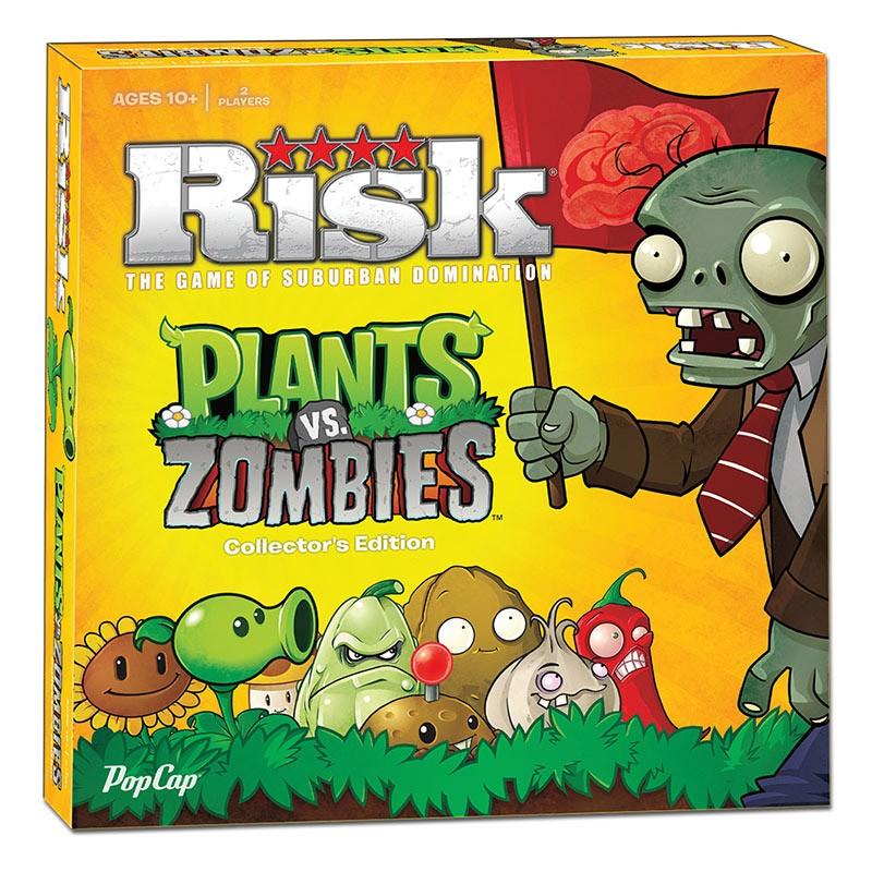 Strategiegame trifft auf Pflanzen & Zombies (Foto: pvzstore.com)