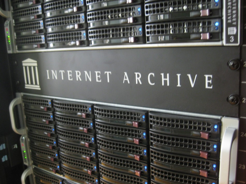 Das Internet Archive bietet nun auch Spiele-Klassiker (Foto: techweez.com)