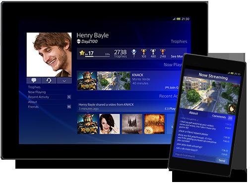 Die neue PlayStation App bringt viele Neuerungen. (Foto: Sony)