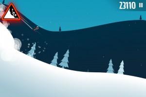 Gibt es schon länger für iOS und Android - Ski Safari.