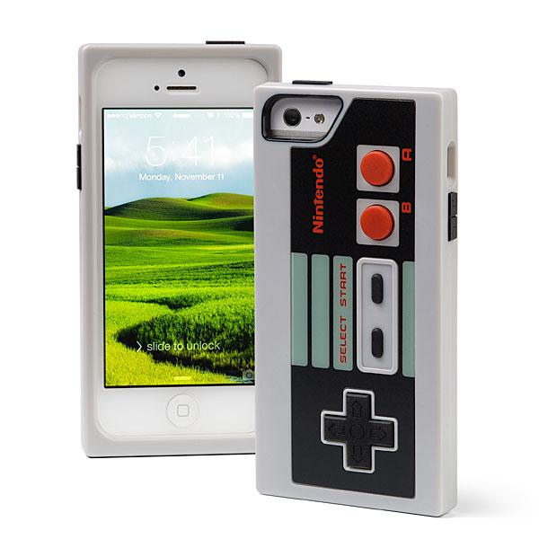 Verwandelt das iPhone 5 in den NES-Controller (Foto: ThinkGeek.com)