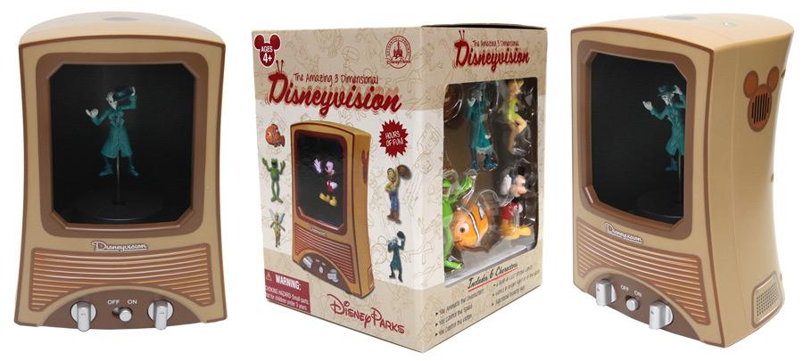 Wackelspaß mit Disneyvision (Foto: DisneyParks Blog)