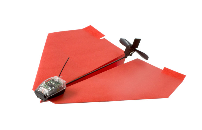 Baut euren Flieger selbst und verseht ihn mit Technik. (Foto: Kickstarter)