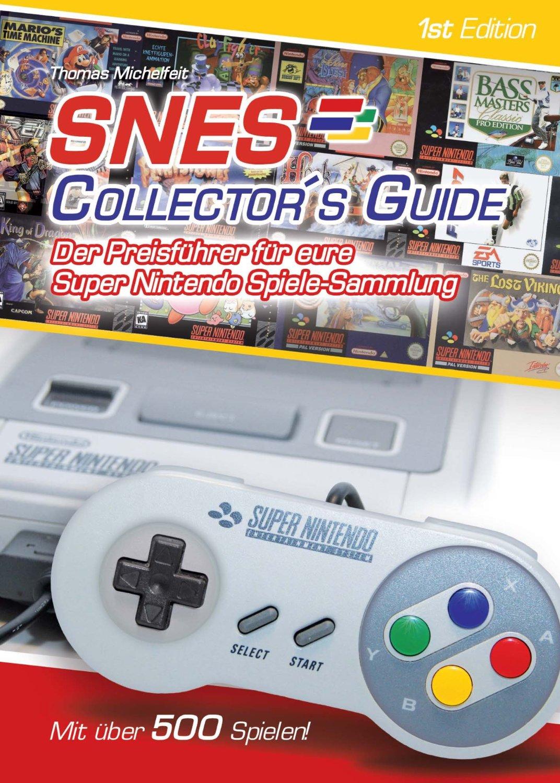 Über 500 Spiele vom SNES aufgelistet. (Foto: Amazon)