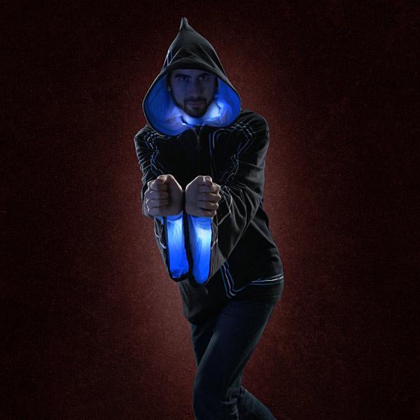Magische Momente mit dem Zauber-Hoodie (Foto: ThinkGeek)