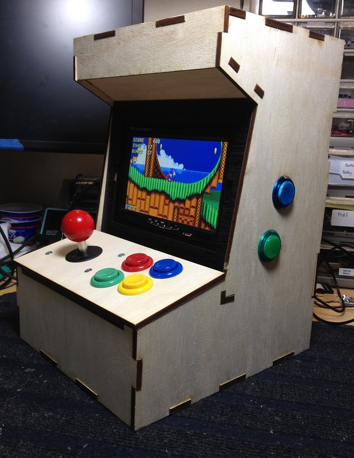 Raspberry Pi als Daddelkiste (Foto: Kickstarter)