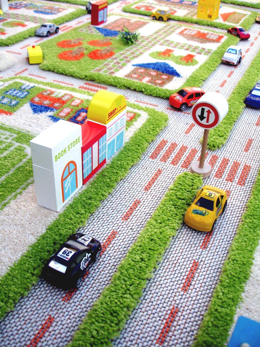 Toller Teppich für Spielkinder (Foto: lucaandcompany.com)