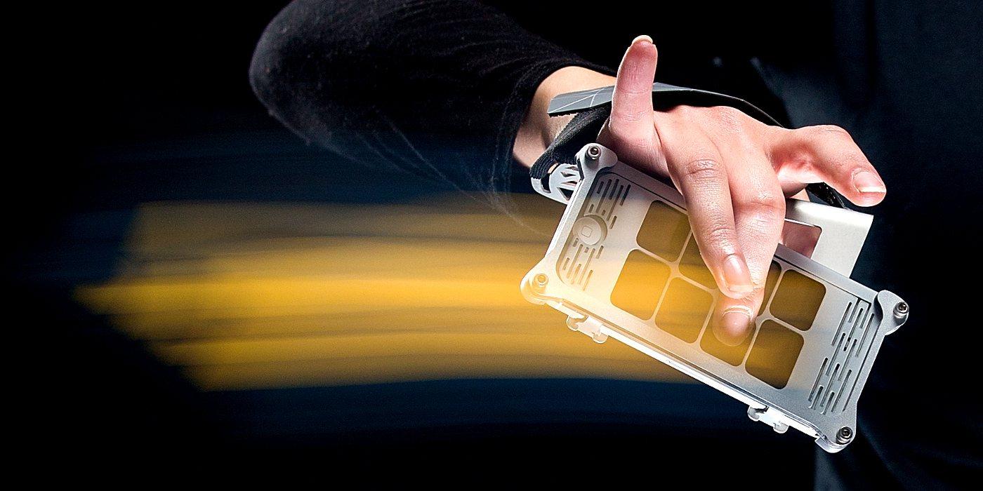 Kaum noch erkennbar, dass es sich um ein iPhone handelt (Foto: auug.com)