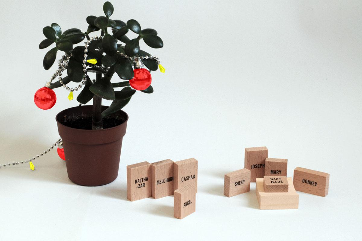 Ganz klar: Die klassische Krippenszene! (Foto: emilievoirin.com)