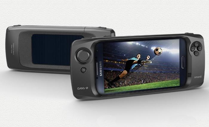Das Game-Case für das Samsung Galaxy S4. (Foto: Kickstarter)
