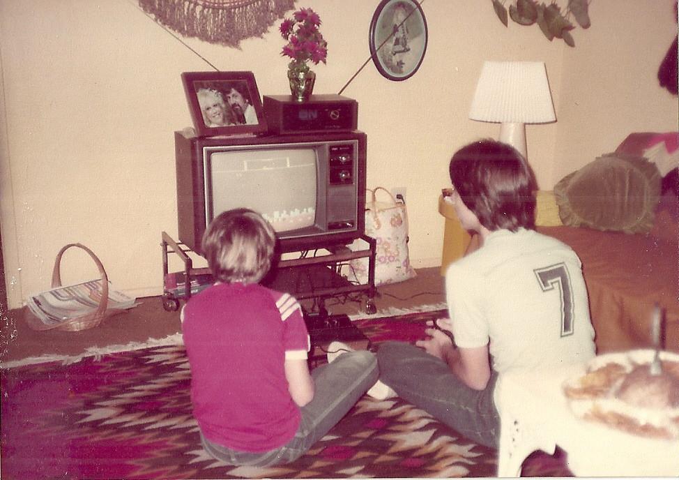 Früher war alles....? (Foto: Archive.org)