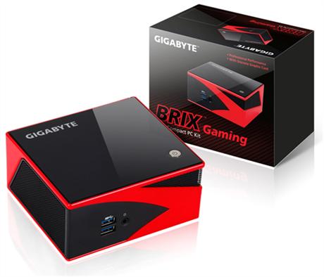 BRIX Gaming. (Foto: Gigabyte)