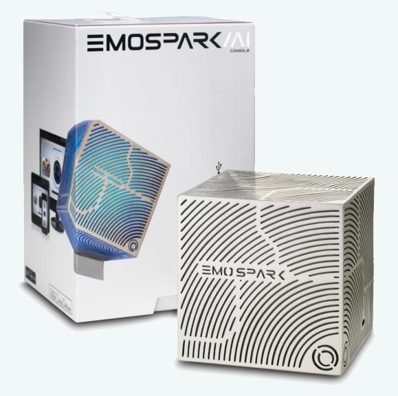 So wird EmoSPARK aussehen. (Foto: Indiegogo)