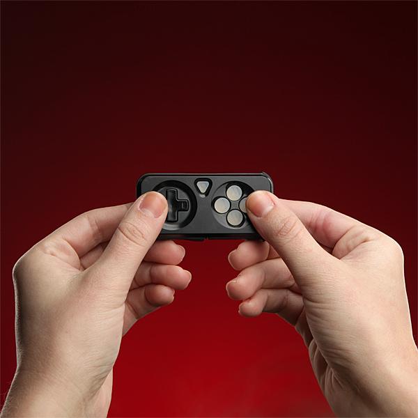 Der Controller ist total winzig. (Foto: .mpulsecontroller.com)