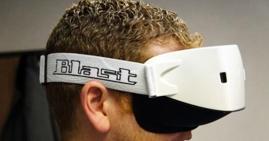 Ähnlich groß wie Oculus Rift - Mark IV basiert wohl auch auf dieser. (Foto: Engadget)