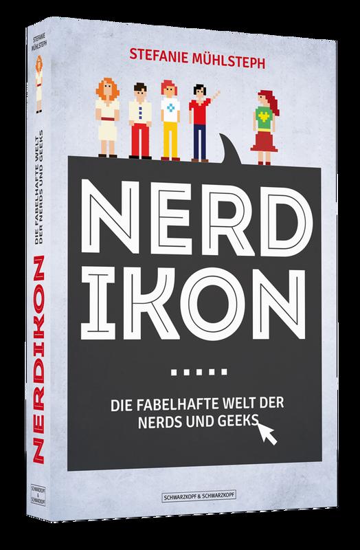 Das Nerdikon. (Foto: Schwarzkopf Verlag)