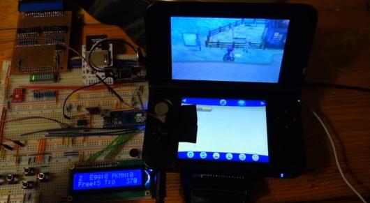 Eine Maschine, die selbständig Pokemon X & Y spielt. (Foto: Youtube)