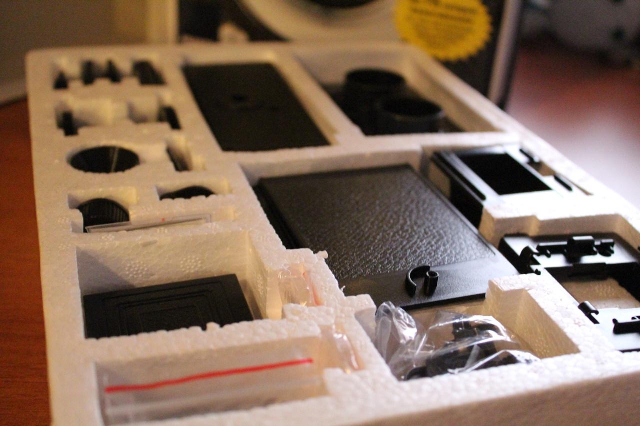 spiegelreflexkamera selber bauen