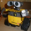 Wall-e (Foto: DIYMakers)