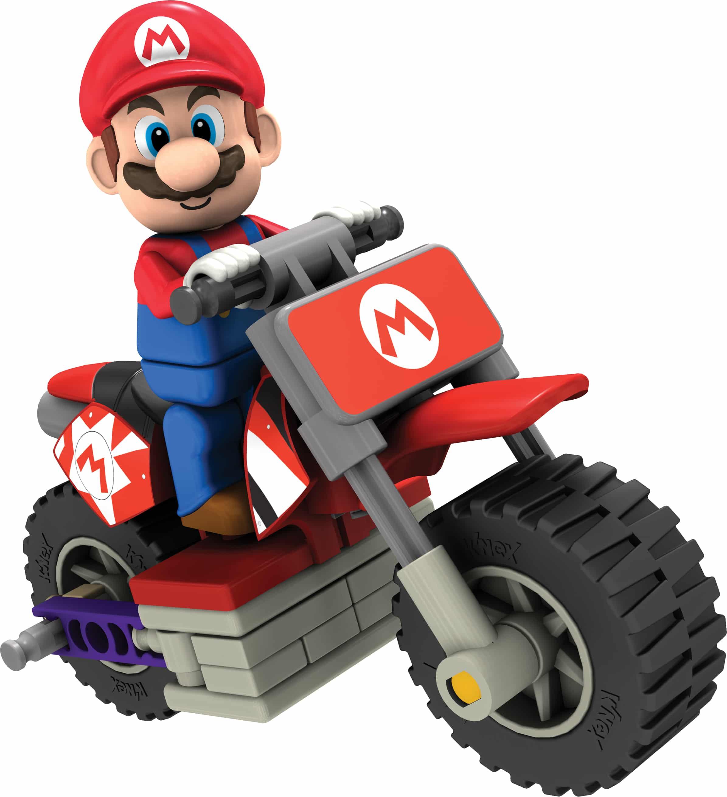 Mario auf seinem Standard Bike (Foto: BOTI)