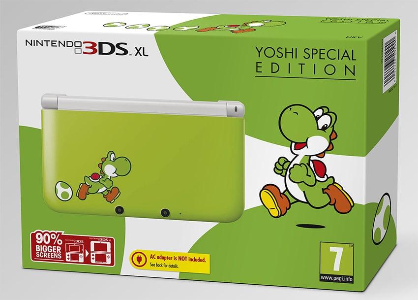 Hand aufs Herz: Dieser 3DS XL sieht doch klasse aus, oder? (Foto: Nintendo)