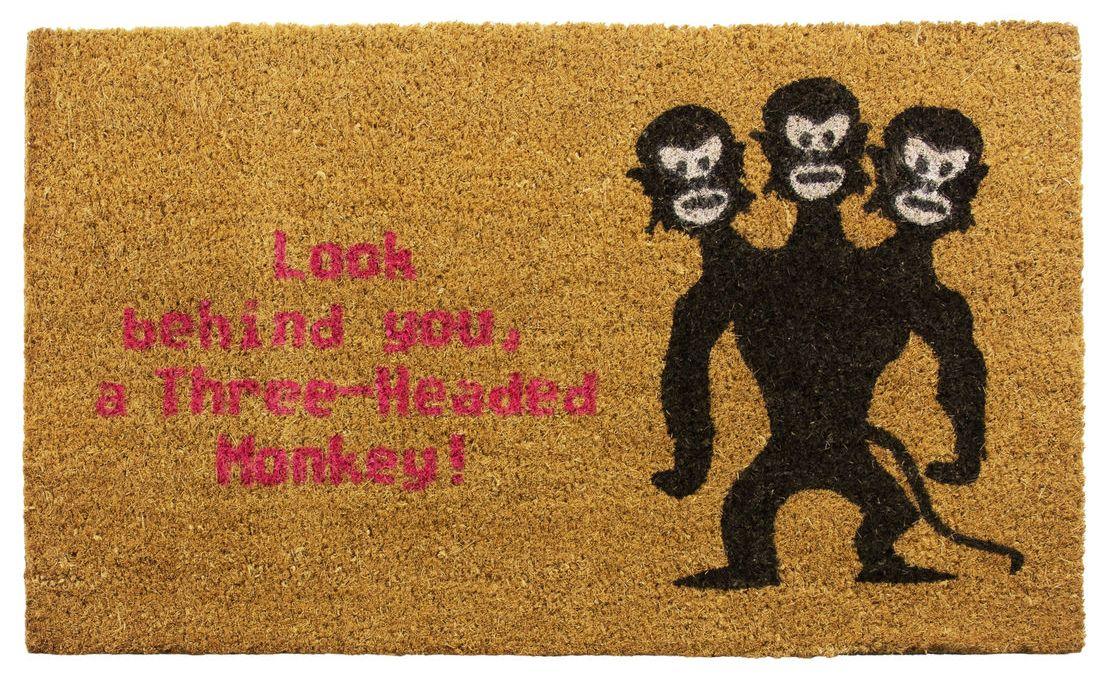 Oh, nein! Ein dreiköpfiger Affe! (Foto: getdigital.de)