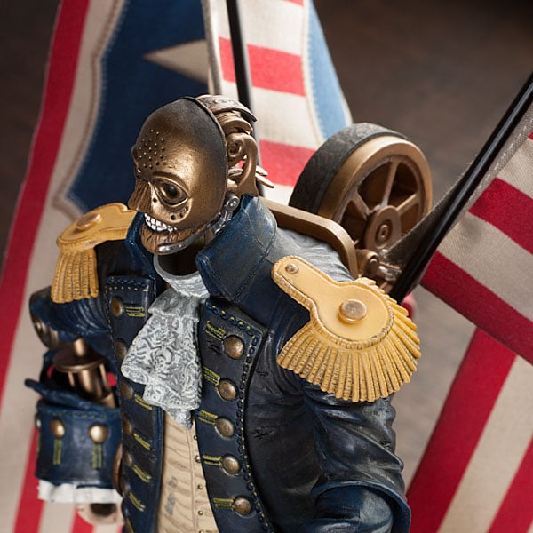 George Washington aus BioShock Infinite. (Foto: ThinkGeek)