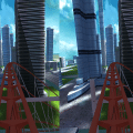 Dive City Rollercoaster. (Foto: Google Play)