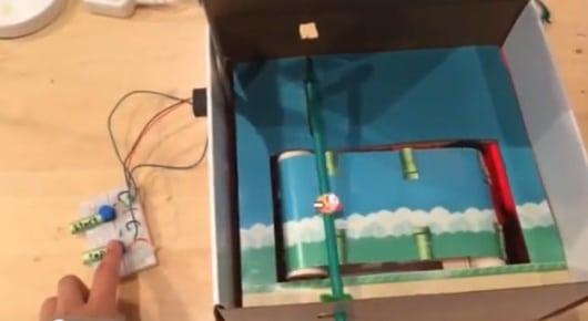 Hier wird kein Vogel verletzt! (Foto: Youtube)