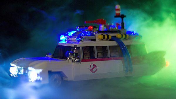 Bald erhältlich - LEGO Ghostbusters! (Foto: BrentWaller)