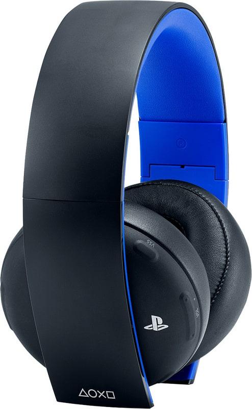 Ein neues Headset für Sony-Freunde. (Foto: Sony)