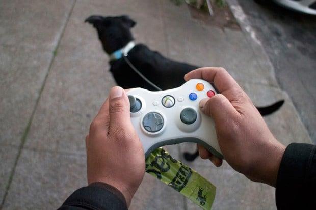 Endlich den Hund mit dem Controller steuern! (Foto: Instructables)