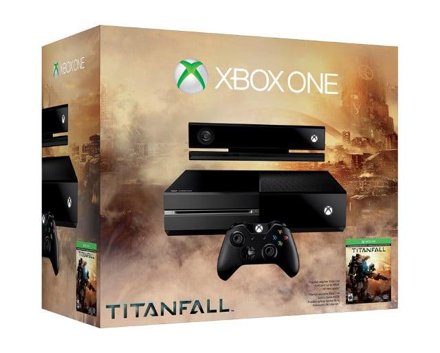 Titanfall gibt es beim Kauf dieses Bundles umsonst. (Foto: Microsoft)