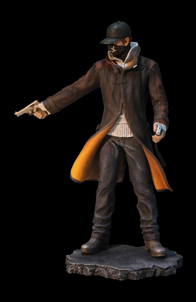 Watch Dogs  Aiden Pearce Cameo