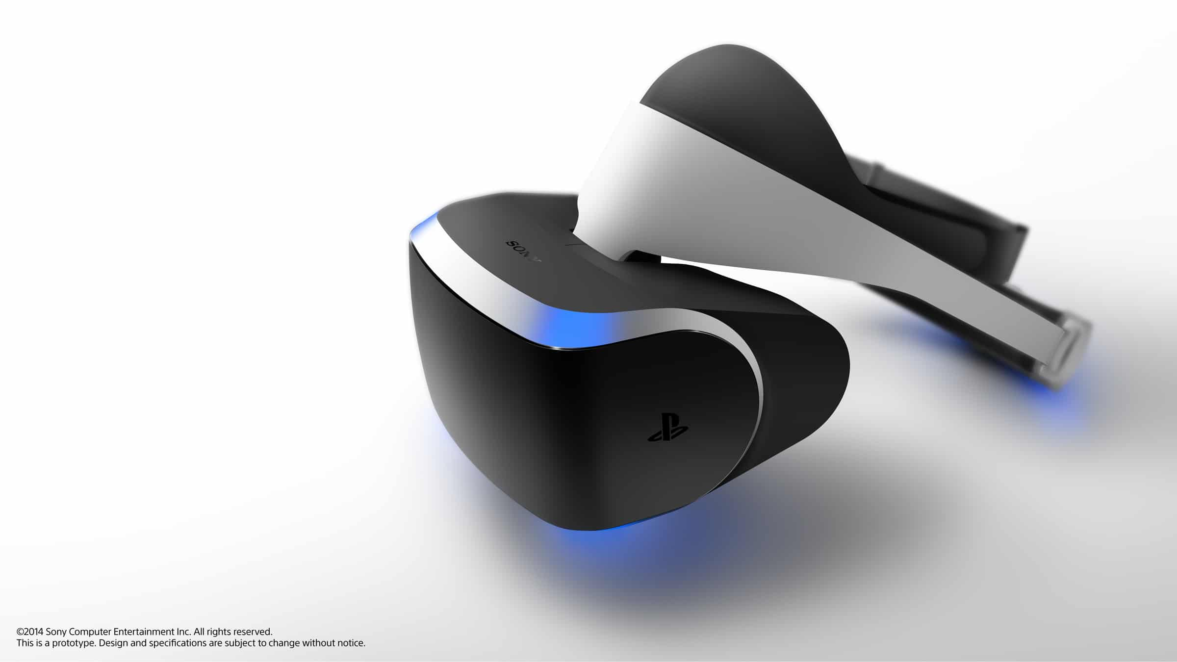 Project Morpheus - VR-Headset für die PS4 (Foto: playstation.com)