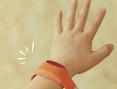 Das ist das Armband Moff. (Foto: Moff Inc.)